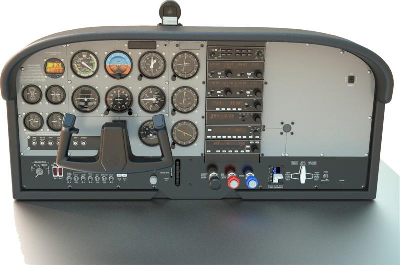 Cessna 172 Flight Simulator