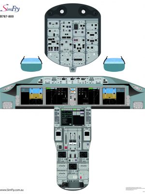 A787-800 Single Page poster