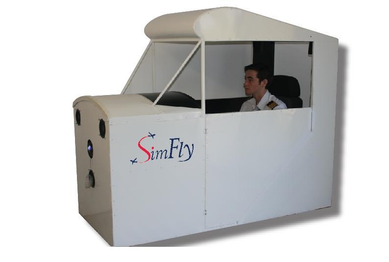 SimFly FST1100 Flight Simulator Aidan