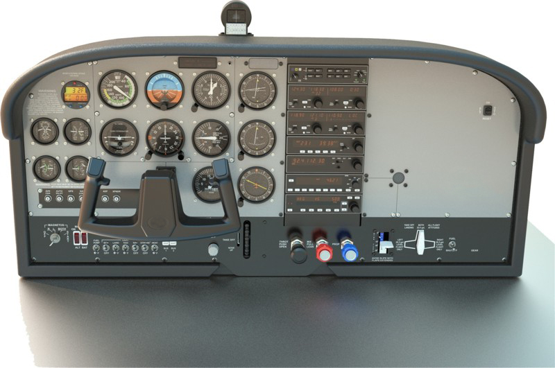Cessna 172 Flight Simulator