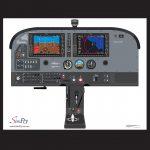 Cessna C172 Garmin G1000 GFC700 Autopilot