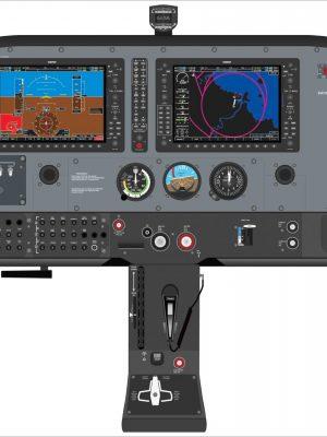Cessna C182 Garmin G1000 King Autopilot - Simfly