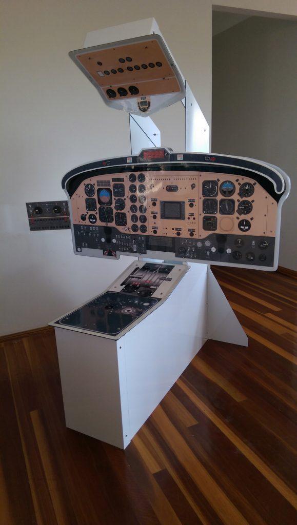 Beechcraft B200 CPT
